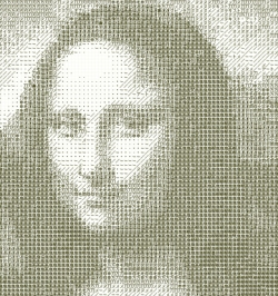 """""""Mona Lisa"""" (モナ・リザ)"""